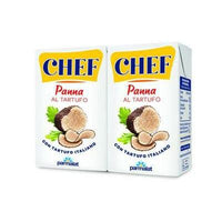 PARMALAT PANNA CHEF ML 125 X 2 CREAM TRUFFLE