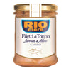 RIO MARE TUNA FILLETS GR 180 IN BRINE HANDMADE PREPARED