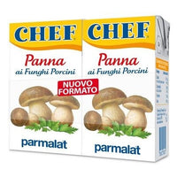 PARMALAT PANNA CHEF ML 125 X 2 CREAM MUSHROOMS