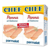 PARMALAT PANNA CHEF ML 125 X 2 CREAM SALMON