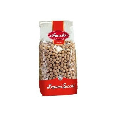 AMATO LEGUMES GR 500 DRY CHICKPEAS IN BAG