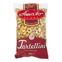 AMATO PASTA GR 250 DRIED TORTELLINI WITH PROSCIUTTO CRUDO
