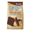 MULINO BIANCO FETTE BISCOTTATE GR 110 MINI FETTE DARK CHOCOLATE