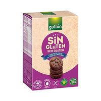 GULLON COOKIES GR 200 GLUTEN FREE MINI CHIPS