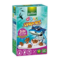 GULLON COOKIES GR 250 GLUTEN FREE SHARKIES