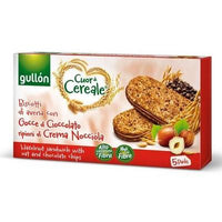 GULLON COOKES GR 220 HAZELNUT CREAM