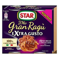 STAR SAUCE GR 180 X 2 GRANRAGU' MEAT EXTRA GUSTO