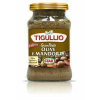 STAR SAUCE GR 190 GENOVESE PESTO TIGULLIO OLIVES AND ALMONS