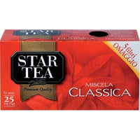 STAR TEA X 25 FILTERS CLASSIC