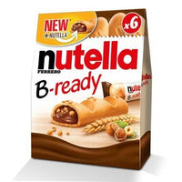 NUTELLA B READY T 6 X GR 22 - best before 2019.05.05