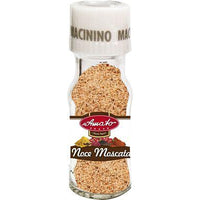 AMATO SPICES NUTMEG GR 28 WITH GRINDER
