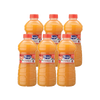 YOGA FRUIT JUICE LT 1 PEACH BOTTLE X 6 (BULK DEAL)