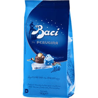 PERUGINA BACI BACIO BAG GR 143 MILK CHOCOLATE