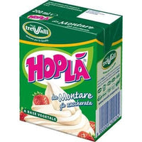 HOPLA' VEGETARIAN CREAM ML 200 WHIPPING NON IDROGENATO