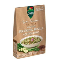GALLO RISOTTO GR 175 RED QUINOA COURGETTE AND SPINACH
