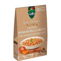 GALLO RISOTTO GR 175 TOMATOE CARROT AND HAZELNUT