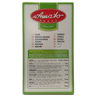 AMATO LEGUMES GR 400 DRY SHELLED BROAD FAVE BEANS IN BOX