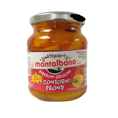 MONTALBANO GR 280 GRILLED PEPPERS