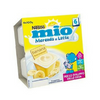 NESTLE MIO MERENDA SNACK GR 100 X 4 MILK AND BANANA