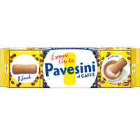 PAVESINI COOKIES GR 200 COFFEE