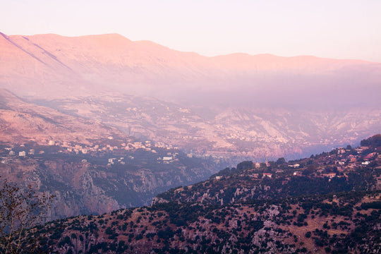 AL SHOUF MOUNTAINS