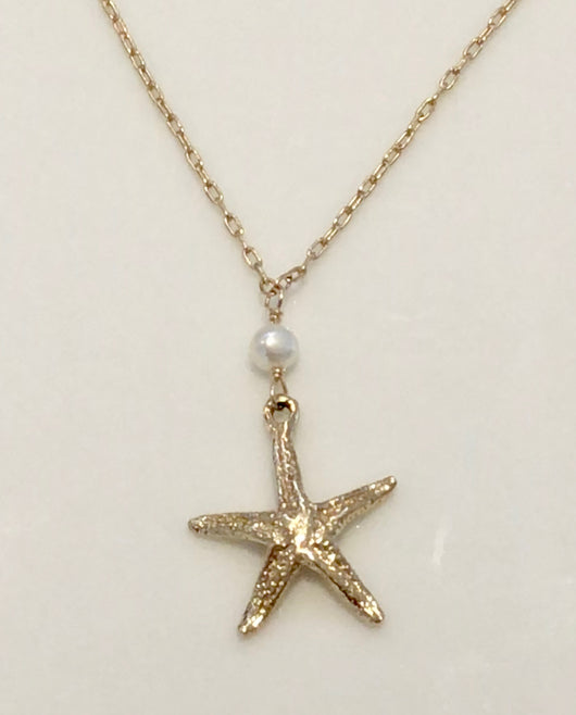 Necklace: Starfish