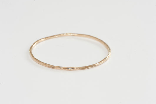 Bangle Solid Gold