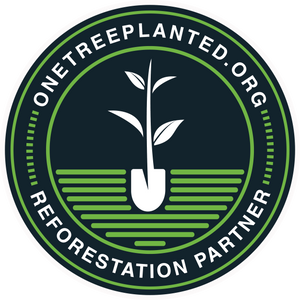 We plant trees with @onetreeplanted! Every tree makes a positive impact for nature, wildlife, and people.