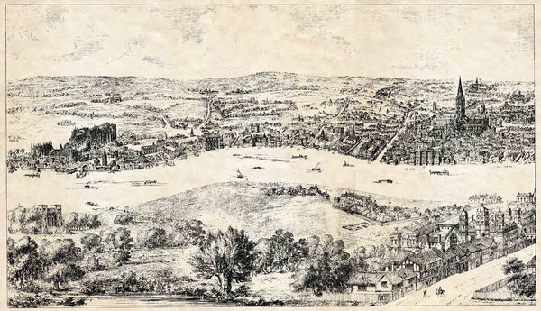 Panorama of London 1543 (1)