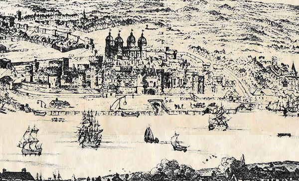 Panorama of London 1543 (3)