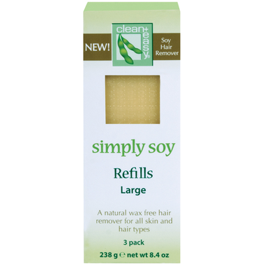 Clean & Easy Simply Soy Wax Refill Large