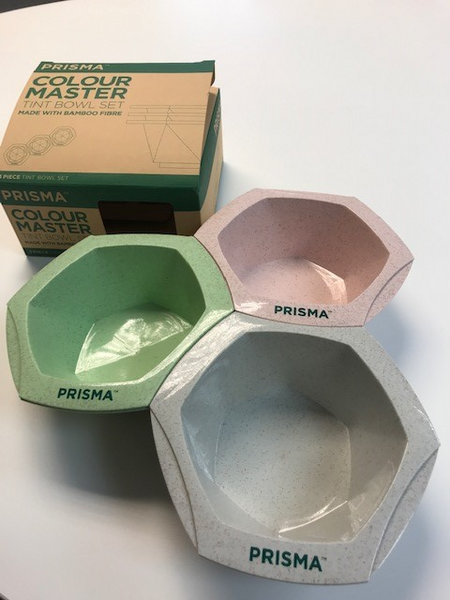 Prisma Colour Bamboo Tint Bowl Set