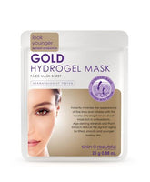 Gold Hydrogel Face Mask Sheet 25g