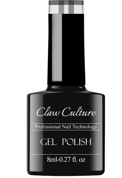 GEL POLISH TOP COAT -Non Wipe high shine Claw Culture