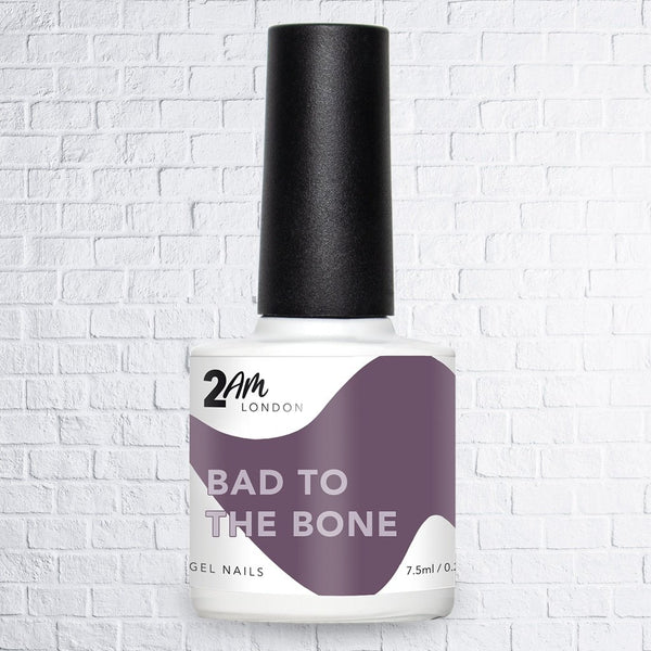 2AM LONDON Bad To The Bone Gel Polish 7.5ml