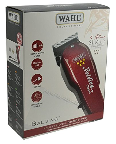 WAHL BALDING 5 STAR SERIES PROFESSIONAL CORDED CLIPPER