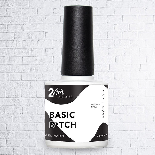 2AM LONDON Base Coat - Basic B*tch 7.5ml