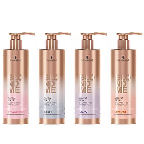 Schwarzkopf BlondeME Blush Washes