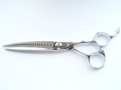 "Koi Professional Jazz Thinner 6"" Hairdressing Scissors w/Free Tool Bag Case"