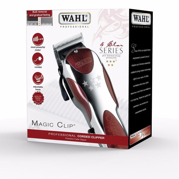 Wahl 5-Star Series Professional Magic Clip Cord Clipper