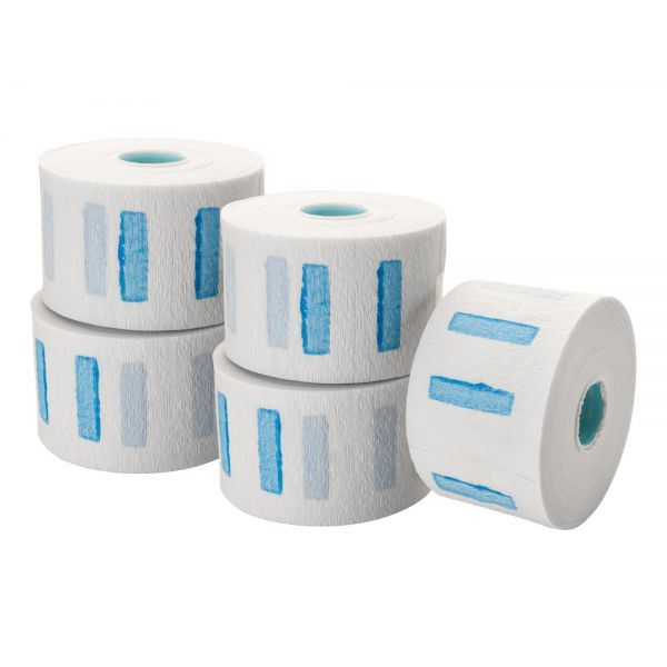 Sibel Neck Paper Strips - 5 Rolls of 100