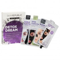 Skin Republic Detox Dream Gift Set (4pc)