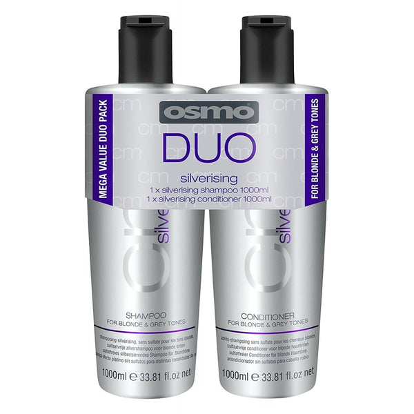 Osmo Silverising Shampoo & Conditioner Duo
