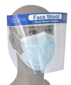 TT Face Shield Visor