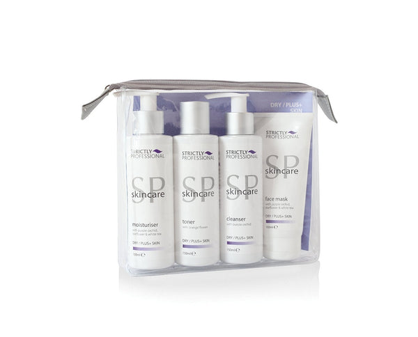 Strictly Professional Facial Care Kit - DRY SKIN - VEGAN