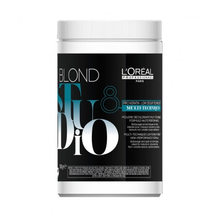 L'Oreal Blond Studio Multi Techniques 8