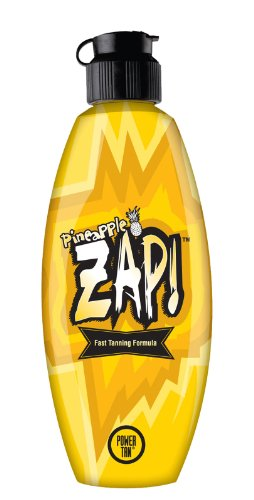 Power Tan Zap Pineapple Fast Tanning Formula