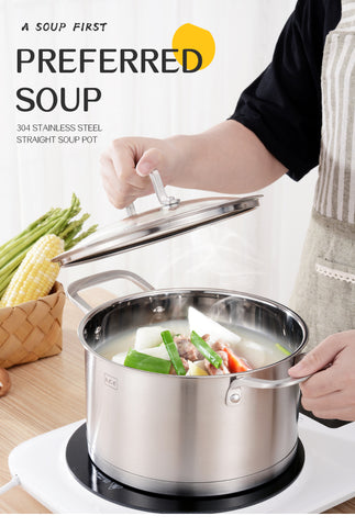 AE-S20 Eureka series single pot 20cm