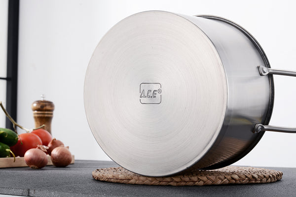 AC-S20 Chef's series single pot 20cm