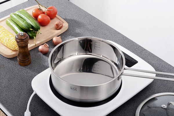 AC-S24 CHEF'S SERIES SINGLE FRY PAN 24CM